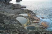 Higashi Onsen (Hot Springs) / Pemandian Air Panas Higashi