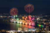 Lễ hội pháo hoa hồ Biwa