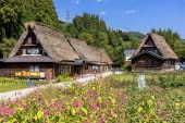 Làng lịch sử Gokayama