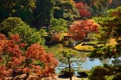 Vườn Rikugien