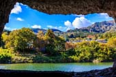 Yabakei, Hầm Ao Domon