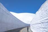 立山黑部阿尔卑斯路线