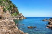 Kitayamazaki Coast
