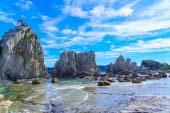 Núi đá Hashigui