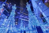 Caretta Shiodome Winter Illumination