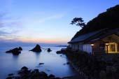 Meoto-iwa (Married Couple Rocks)