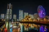 横滨港未来