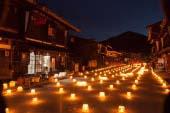 Lễ hội thắp nến đá Nara Ijuku