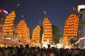 秋田竿燈祭