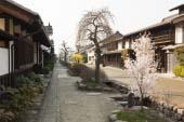 Unno-juku Historic Post Town on Old Hokkoku Kaido